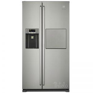 Combina frigorifica Electrolux EAL6142BOX 527 litri A+ Frost Free inox antiamprenta
