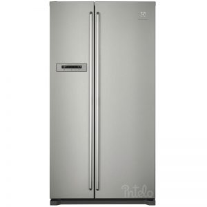 Combina frigorifica Electrolux EAL6240AOU 577 litri A+ Frost free inox antiamprenta