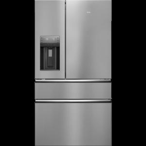 Combina frigorifica AEG RMB954F9VX 541 litri Frost Free inox antiamprenta