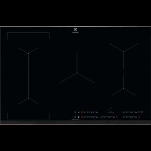 Plita inductie Electrolux EIV835 80cm negru