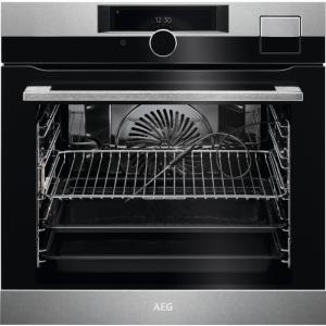 Cuptor electric AEG BSK999330M SteamPro CookView WIFI A++ 70L