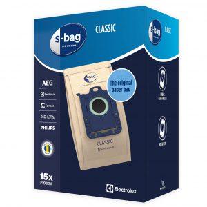 Electrolux E200SM Saci aspirator s-bag® Classic Multibag-0