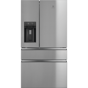 Combina frigorifica Electrolux LLI9VF54X0 541 litri A+ Frost free inox antiamprenta