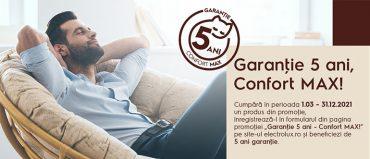 elx aeg campanie intelo confort max 2021 370x159 - Garanție 5 ani – Confort MAX pentru produse Electrolux și AEG - 2021