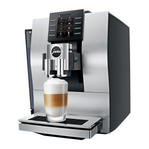 Espressor automat Jura Z6, 15 bari, 2.4 l, 280 gr, rasnita Professional Aroma, argintiu